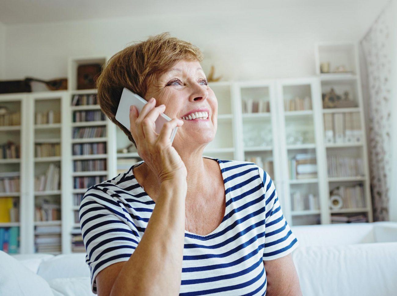 Angebot Seniorentelefon